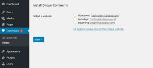 disqus website