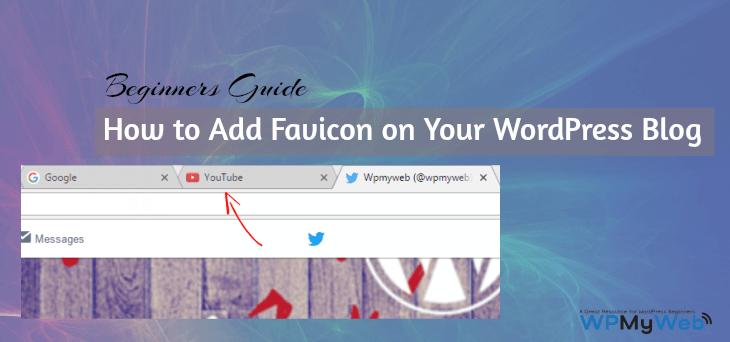 Add Favicon to WordPress Site