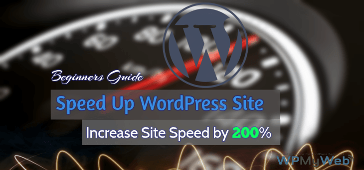 Speed Up WordPress Site- FI