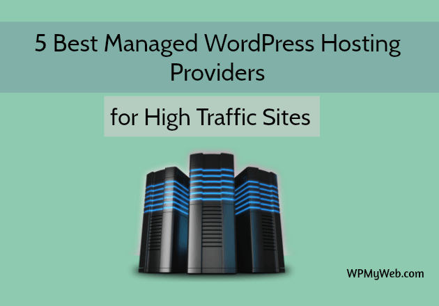 5 Best Managed WordPress Hosting Providers