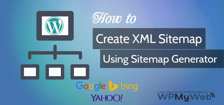 Create XML Sitemap