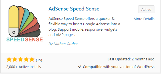 AdSense Speed Sense