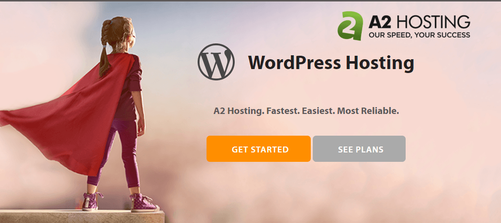 A2Hosting for WordPress