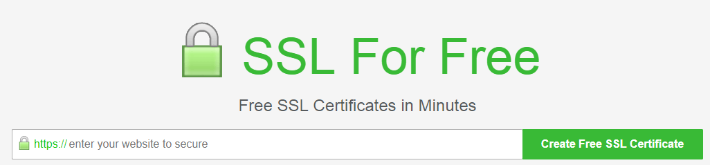Get Free SSL