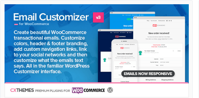 Email Customizer
