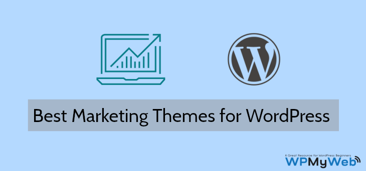 Best Marketing Themes for WordPress