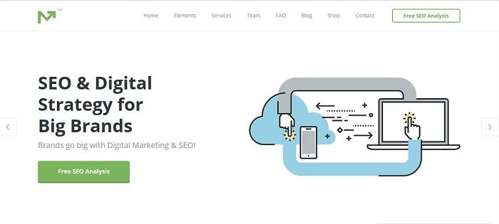 marketing pro theme