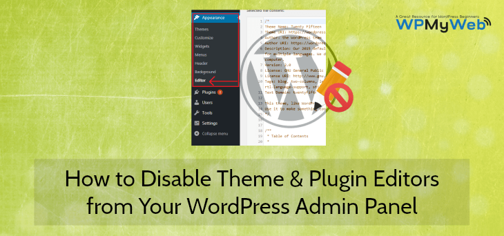 Disable Theme and Plugin Editors PNG