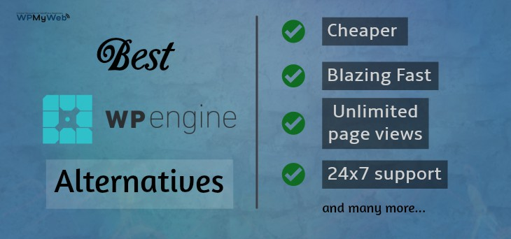 Best alternative to WP Engine