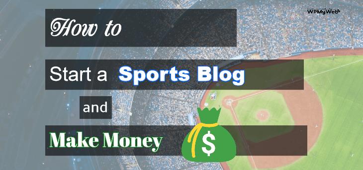 Create a Sports Blog